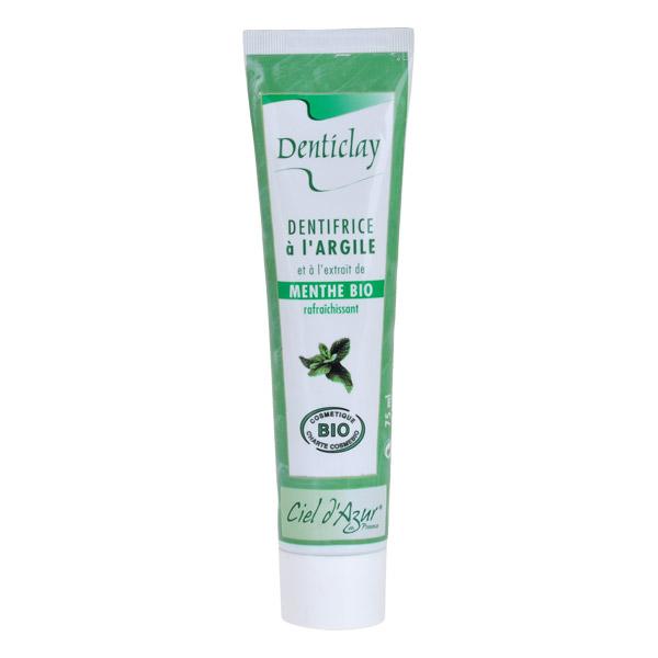 ciel-d-azur-denticlay-cosmebio-menthe-rafraichissant-75ml